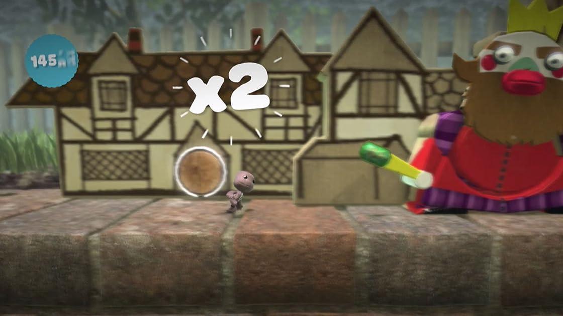 Clip: LittleBigPlanet Gameplay - Zebra Gamer on Amazon Prime Video UK