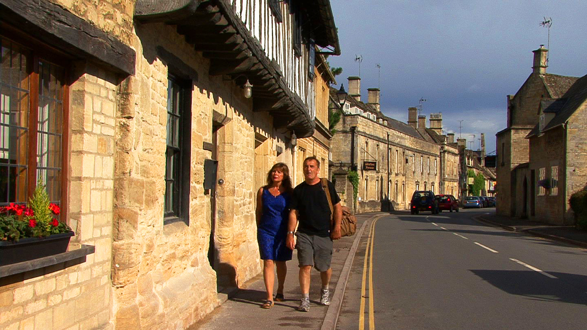 Footloose in the Cotswolds - Part 1 on Amazon Prime Video UK