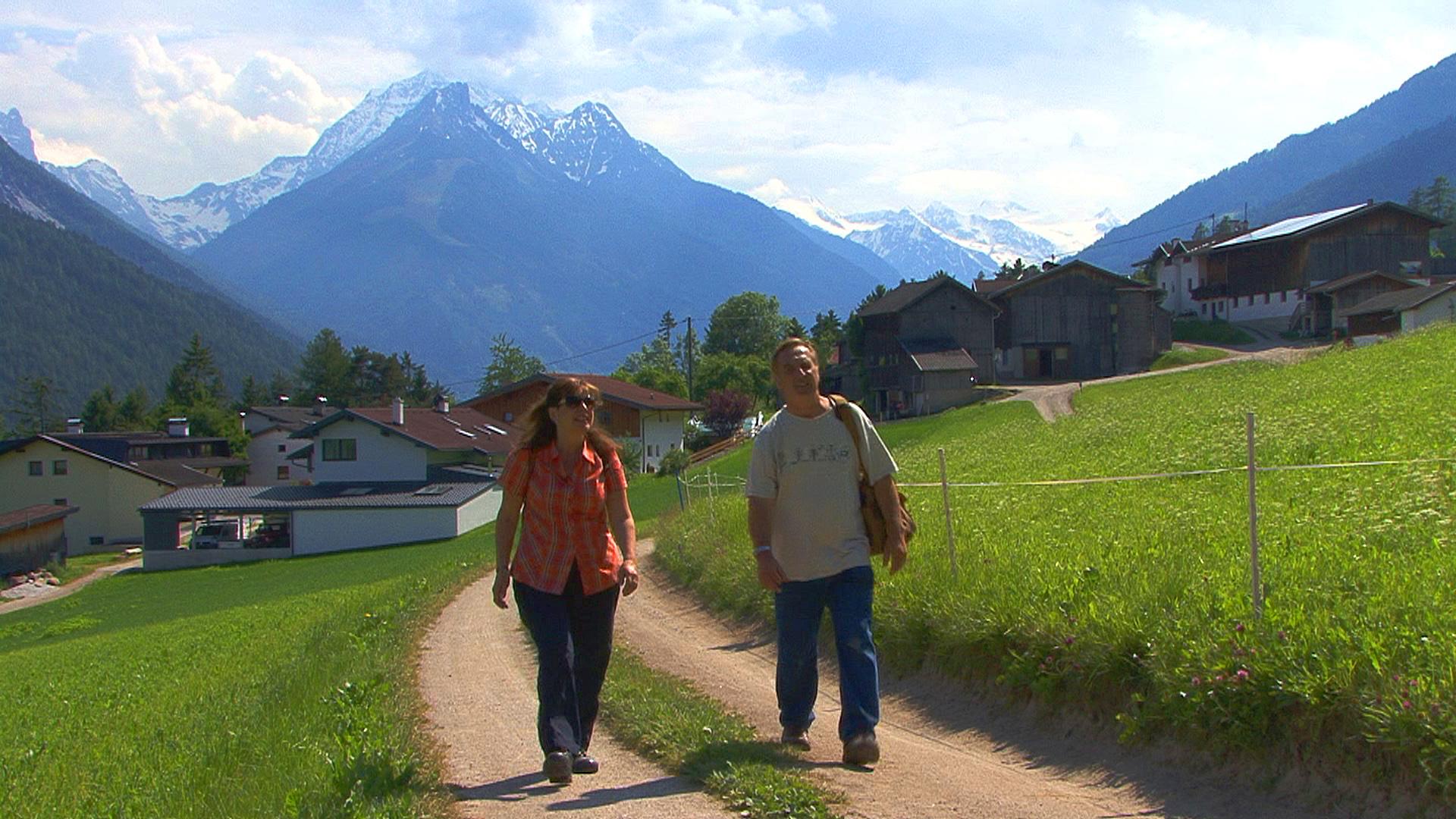 Footloose in the Austrian Tyrol on Amazon Prime Video UK