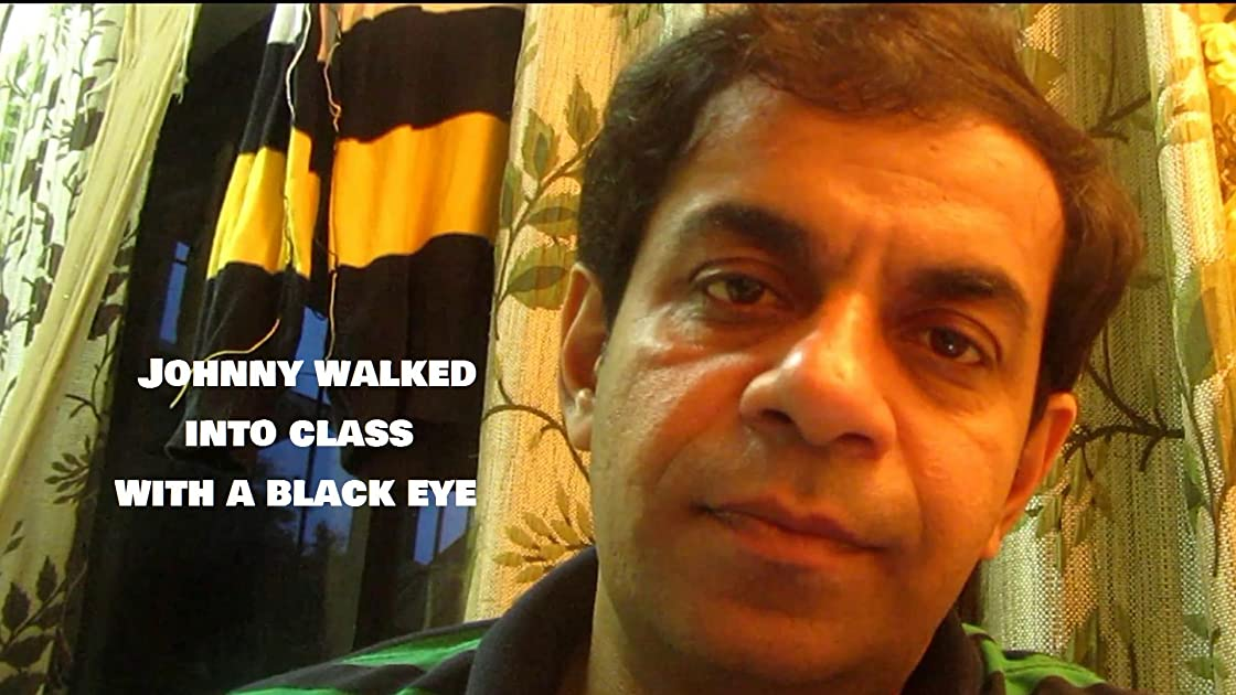 Review: Johnny walked into class with a black eye