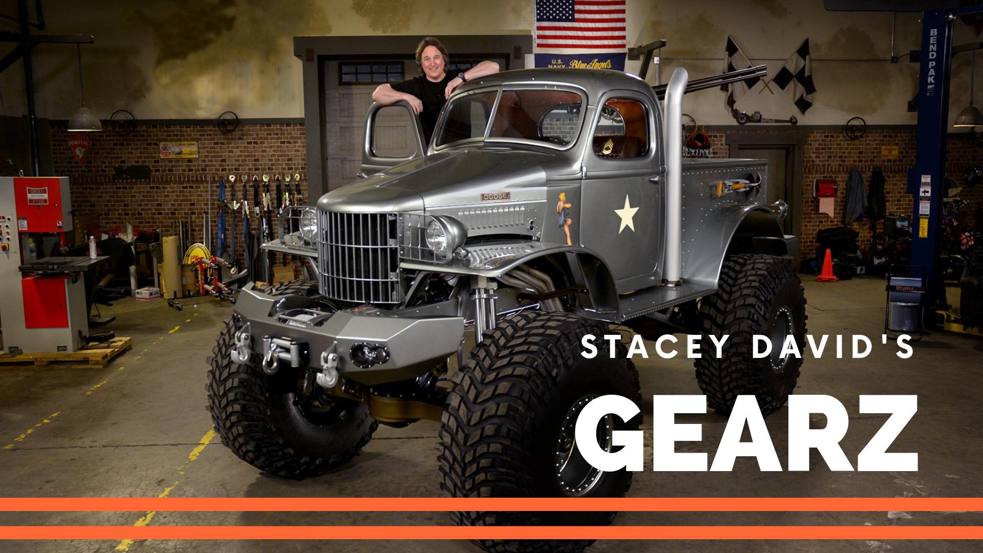 Stacey David's GearZ on Amazon Prime Video UK