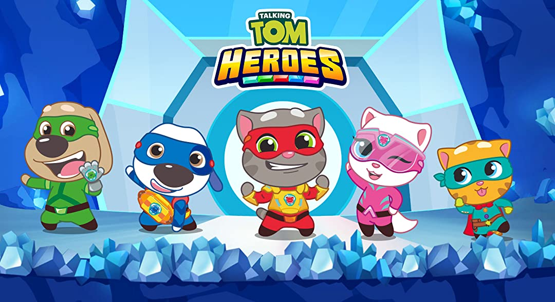 Talking Tom Heroes on Amazon Prime Instant Video UK