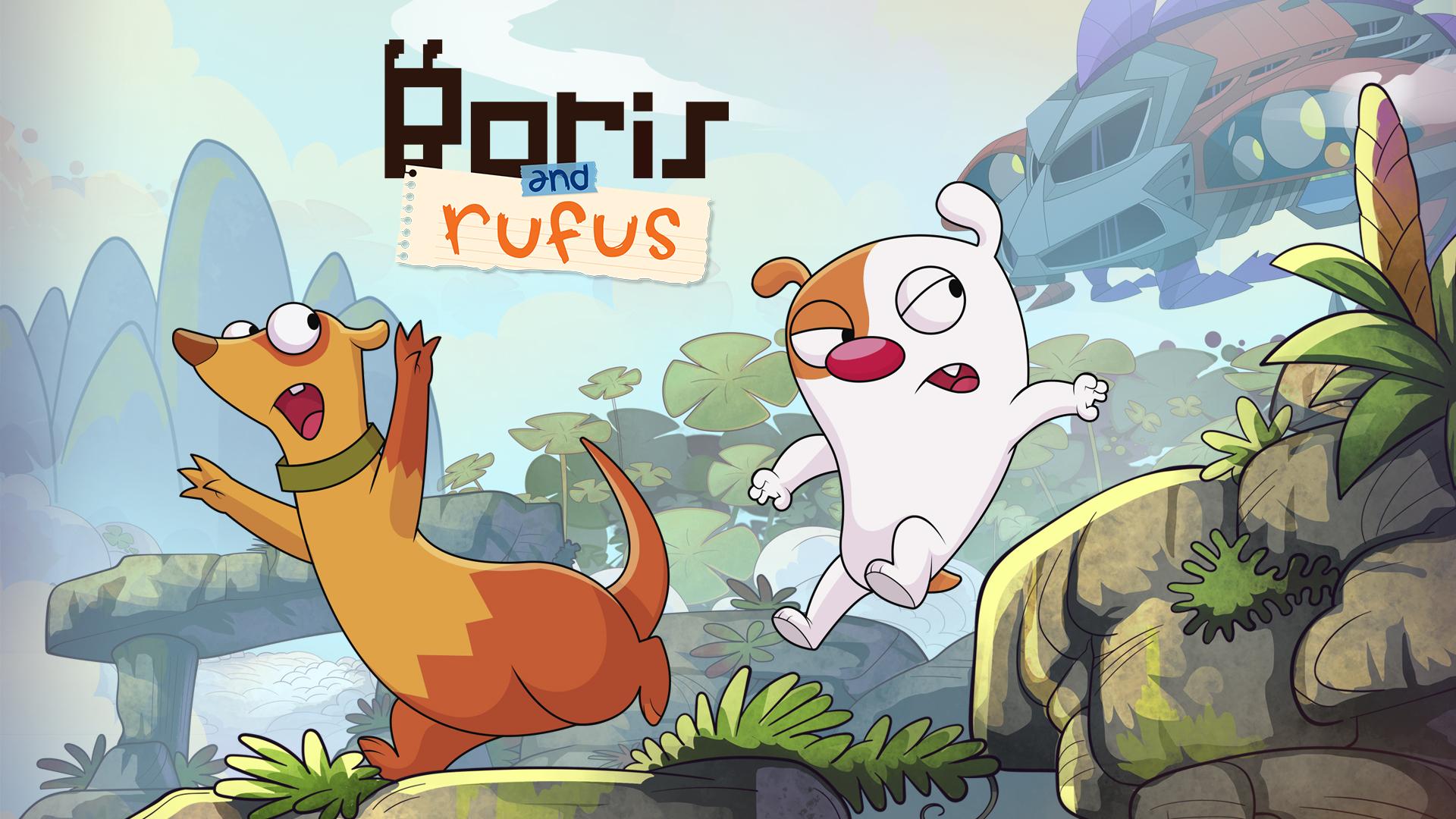 Boris and Rufus on Amazon Prime Video UK