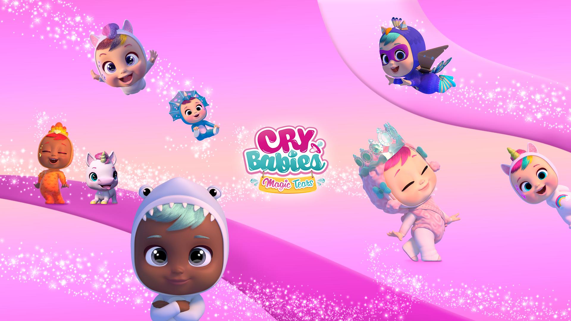 Cry Babies Magic Tears on Amazon Prime Video UK