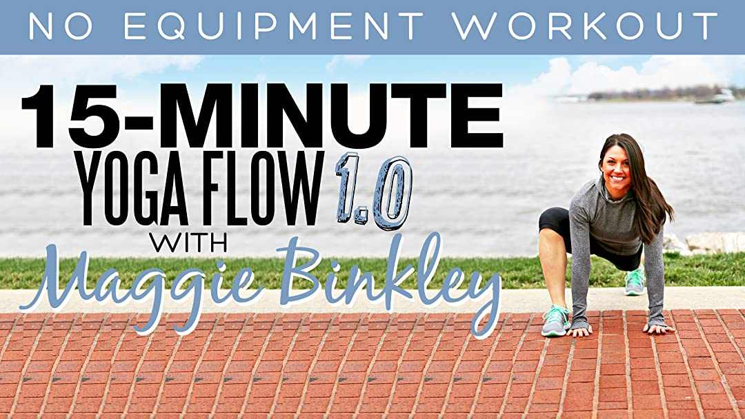 15-Minute Yoga Flow 1.0 (Workout)