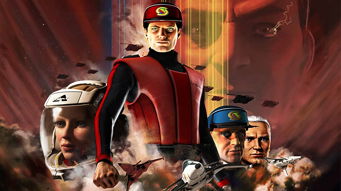 Captain Scarlet on Amazon Prime Instant Video UK