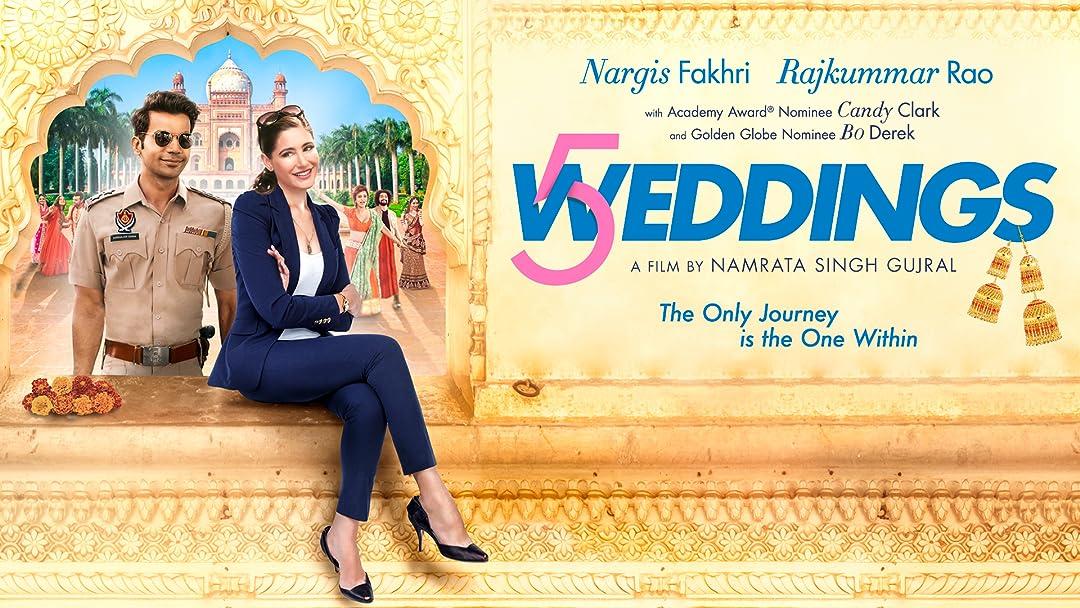 5 Weddings on Amazon Prime Video UK