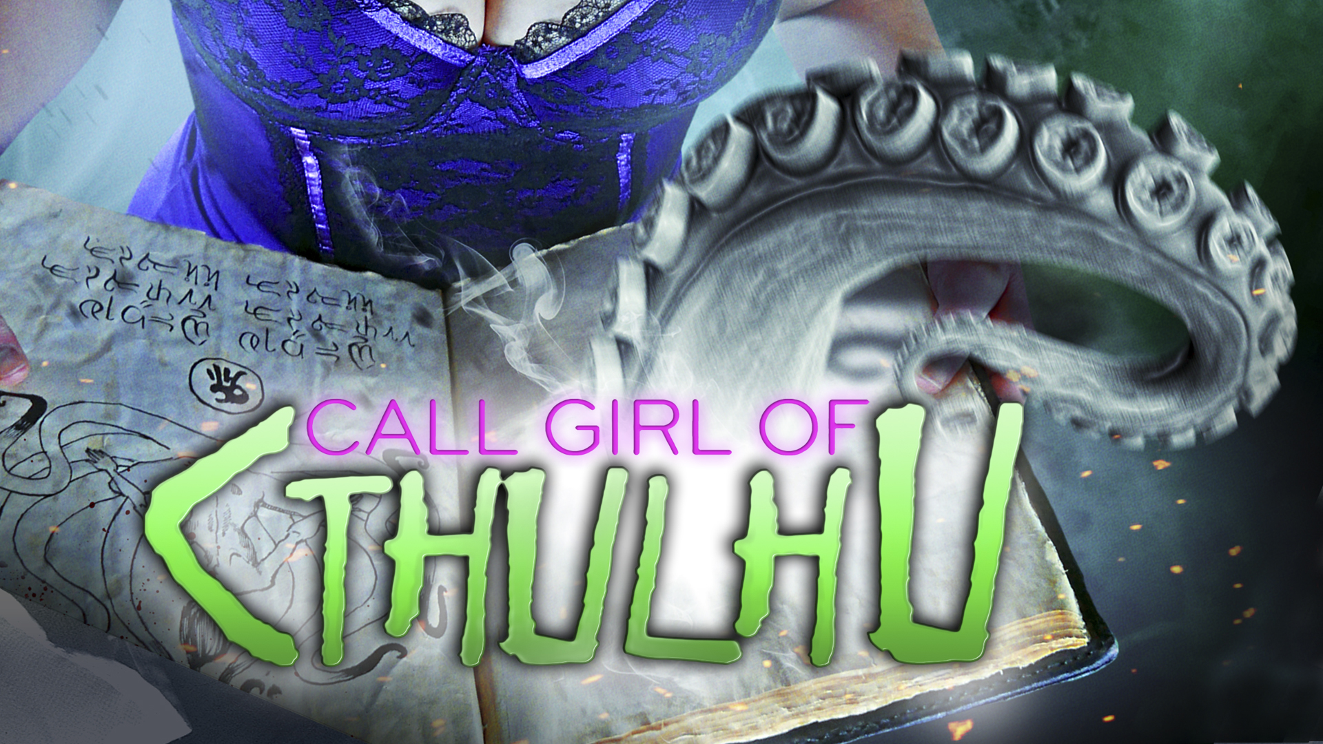 Call Girl of Cthulhu on Amazon Prime Instant Video UK