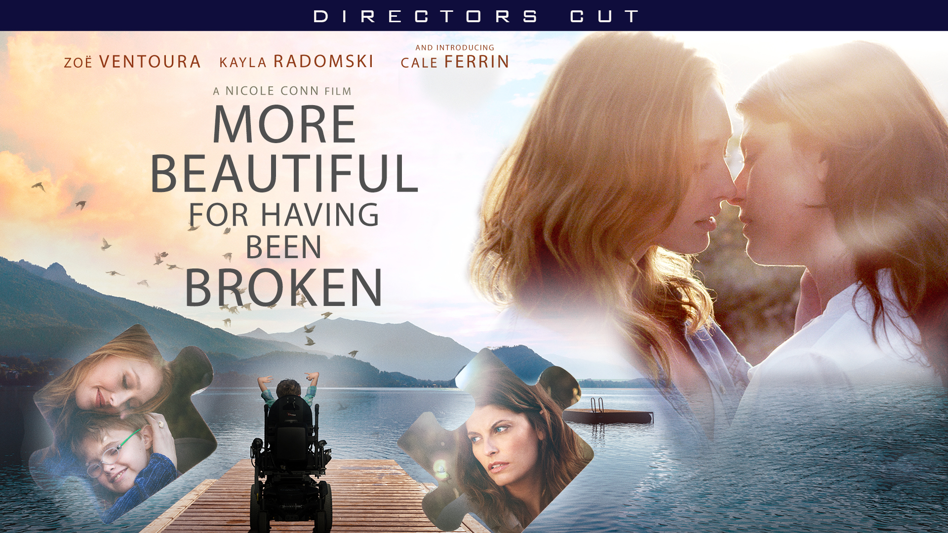 More Beautiful For Having Been Broken - Director's Cut on Amazon Prime Video UK