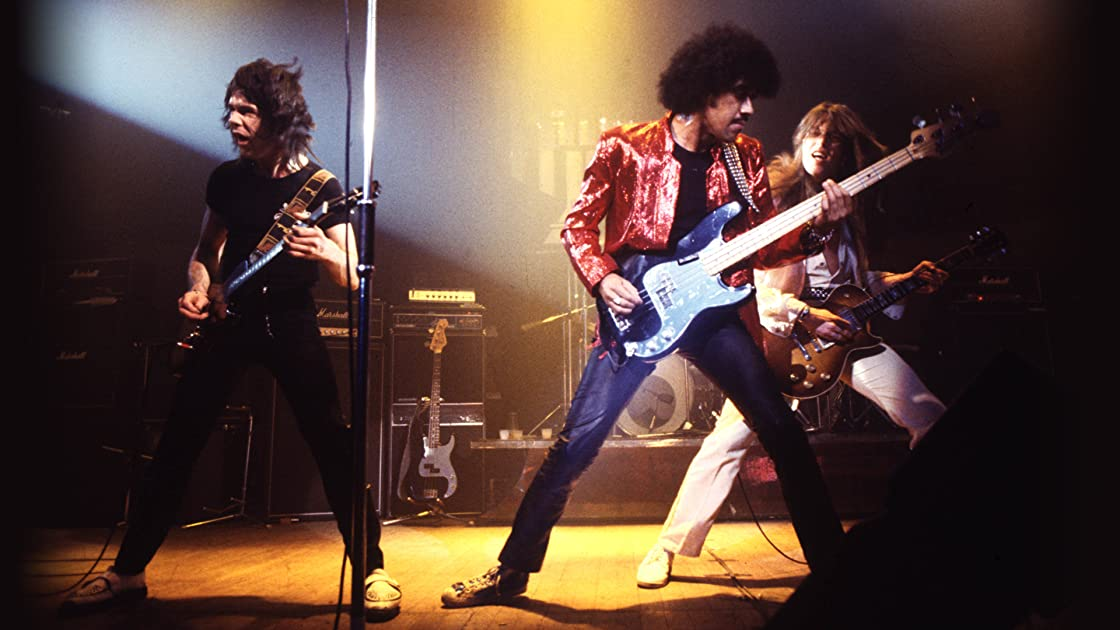 Thin Lizzy - Masters from the Vaults on Amazon Prime Video UK