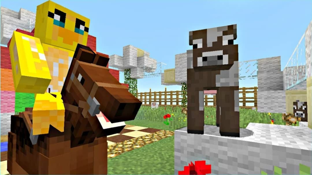 Minecraft Cloud Nest on Amazon Prime Video UK