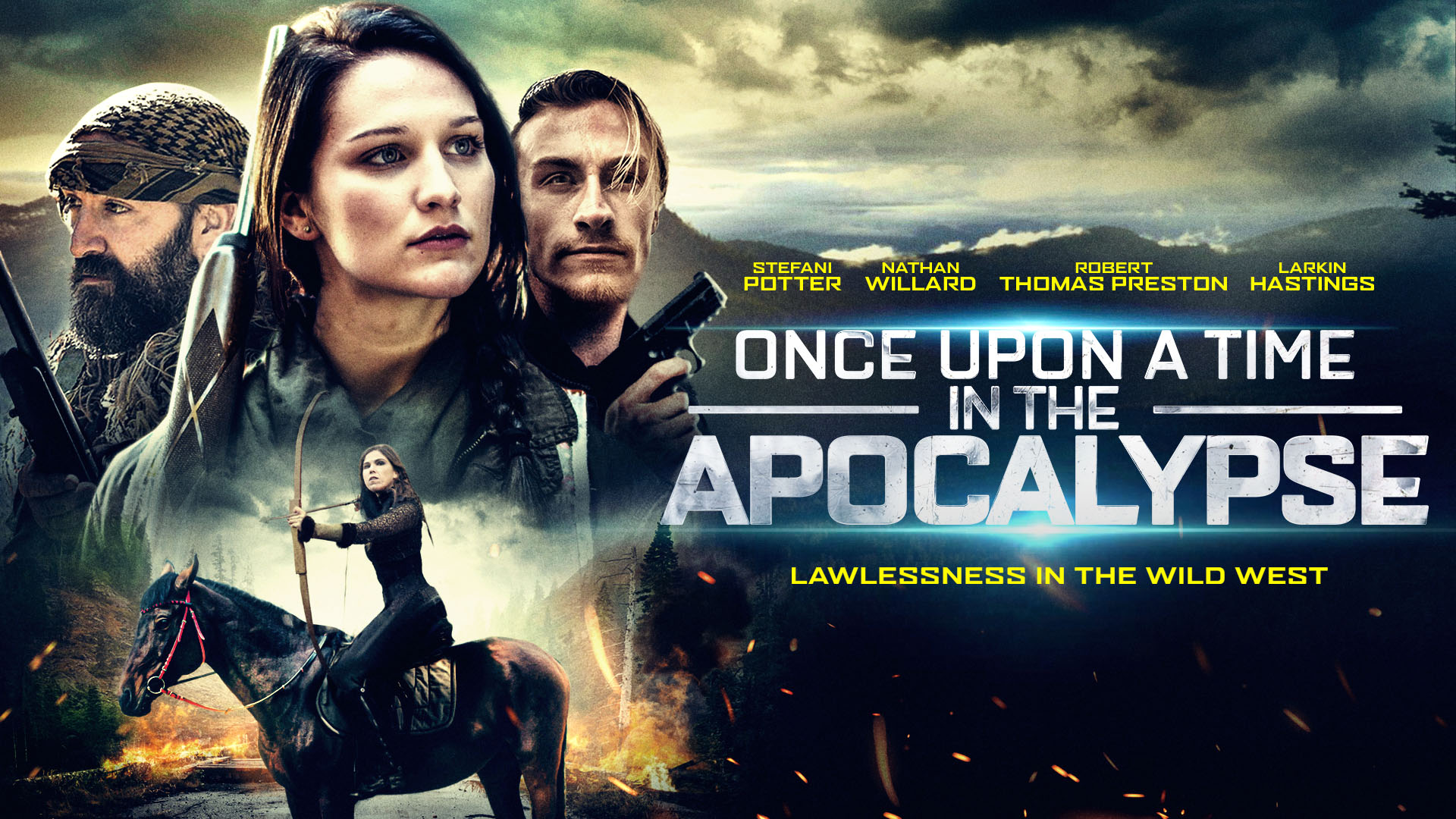 Once Upon a Time in the Apocalypse on Amazon Prime Instant Video UK