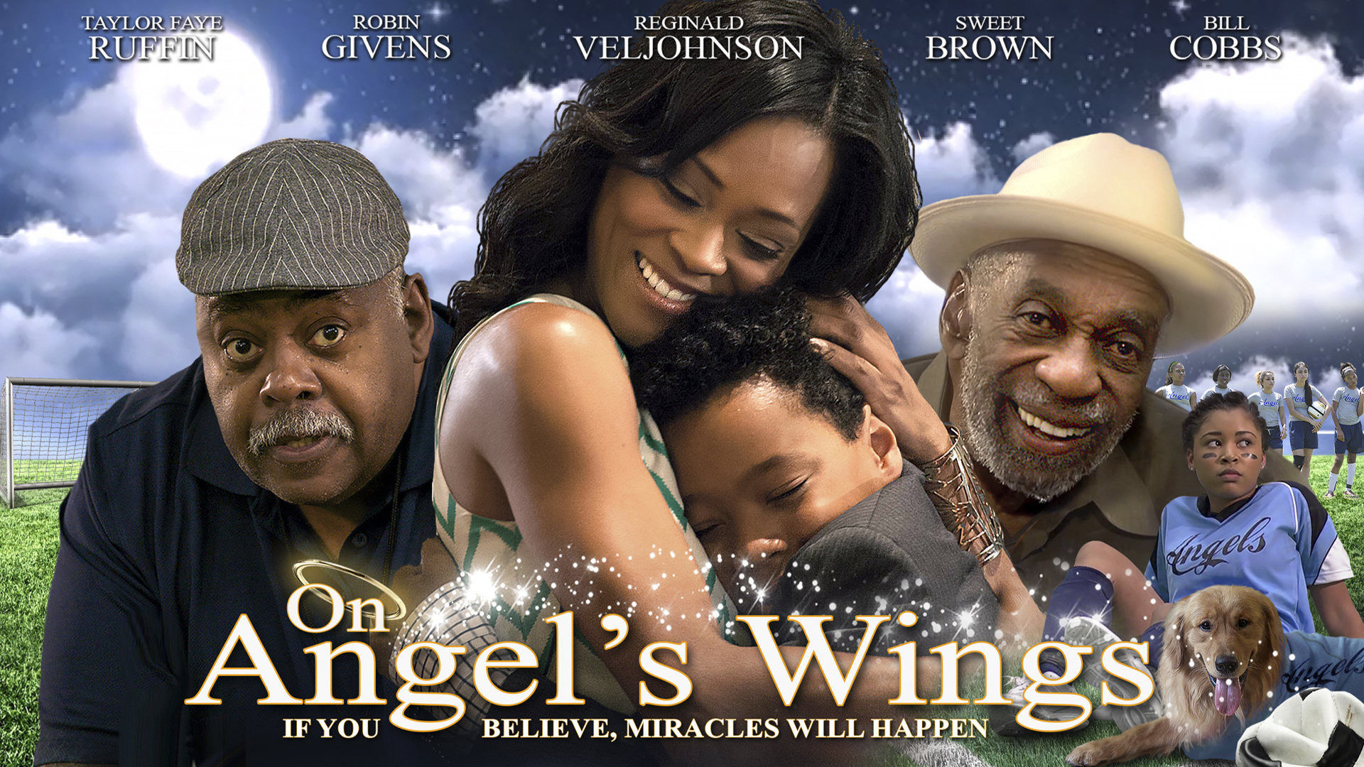 On Angel's Wings on Amazon Prime Instant Video UK