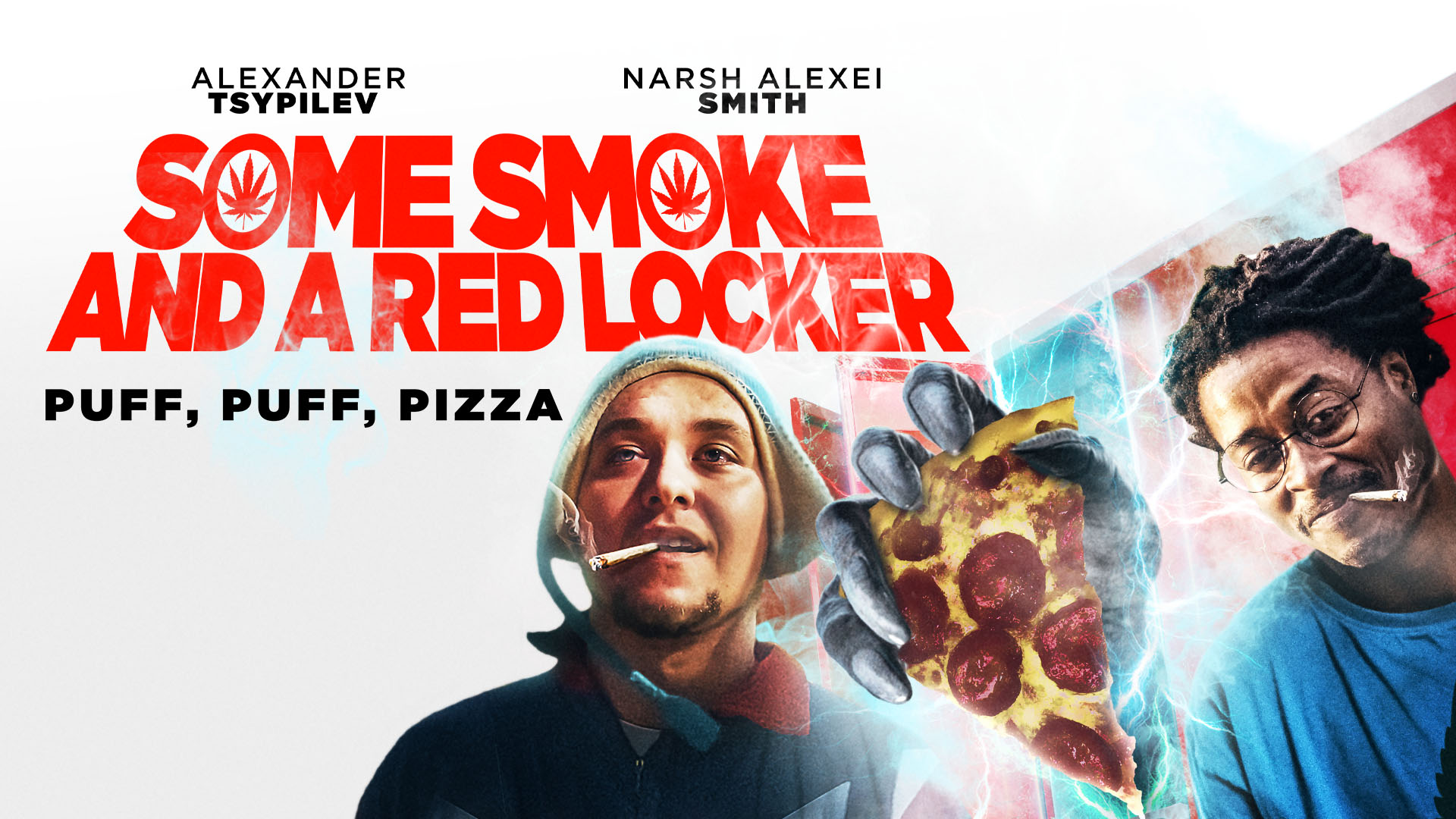 Some Smoke and a Red Locker