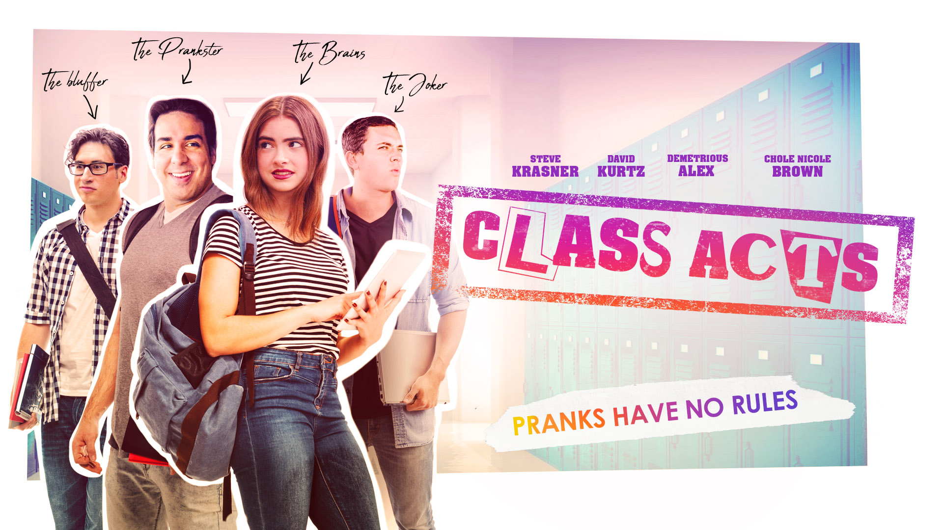 Class Acts on Amazon Prime Instant Video UK