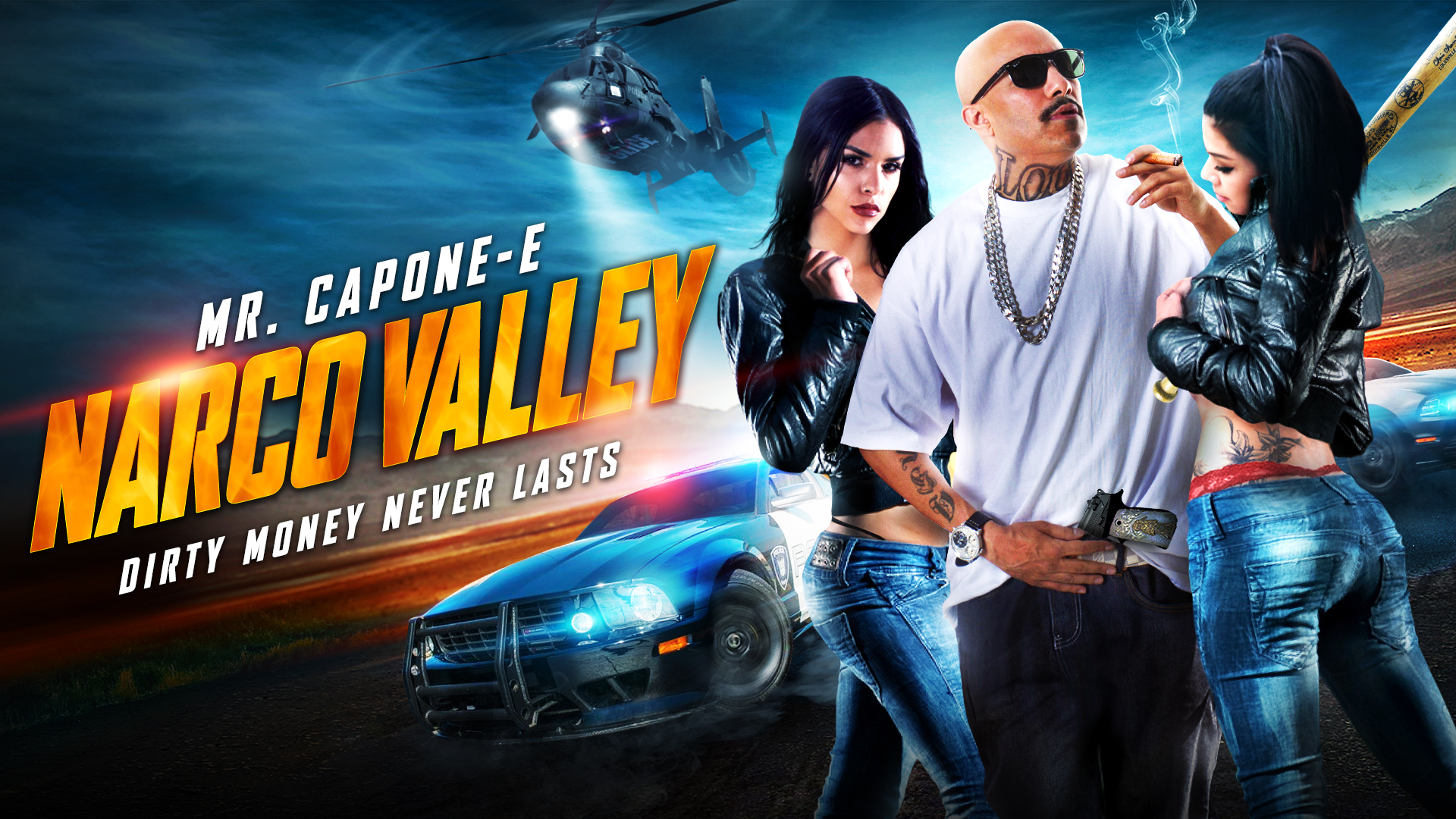Narco Valley on Amazon Prime Video UK
