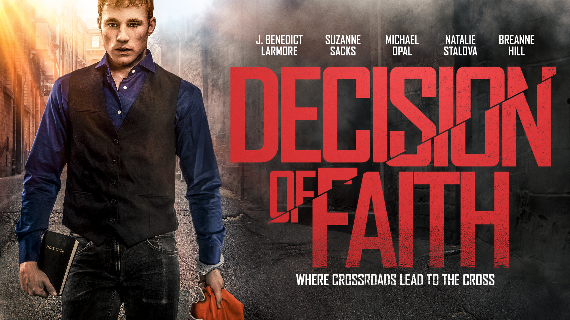 Decision of Faith on Amazon Prime Instant Video UK