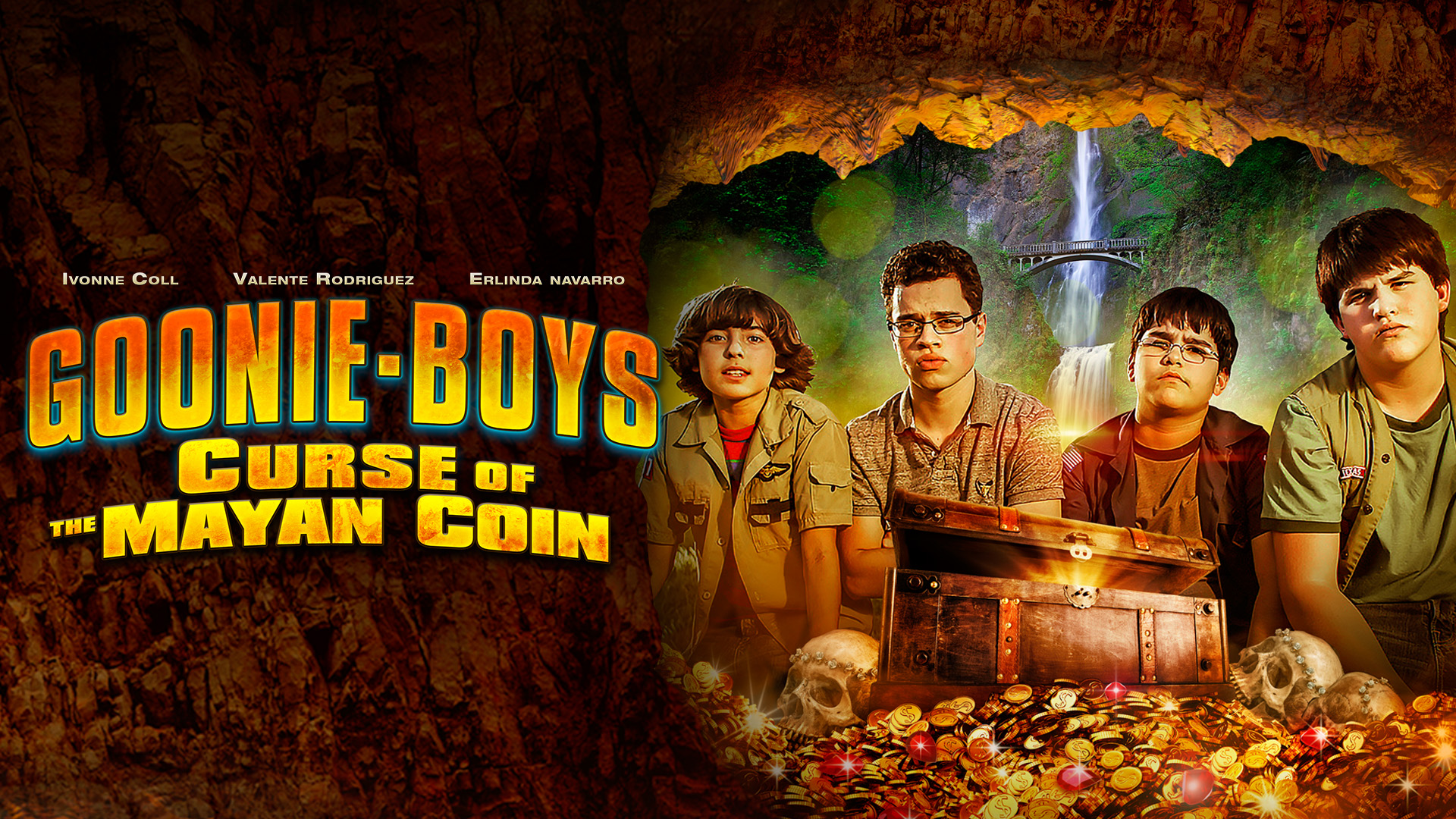 Goonie-Boys: Curse of the Mayan Coin on Amazon Prime Instant Video UK