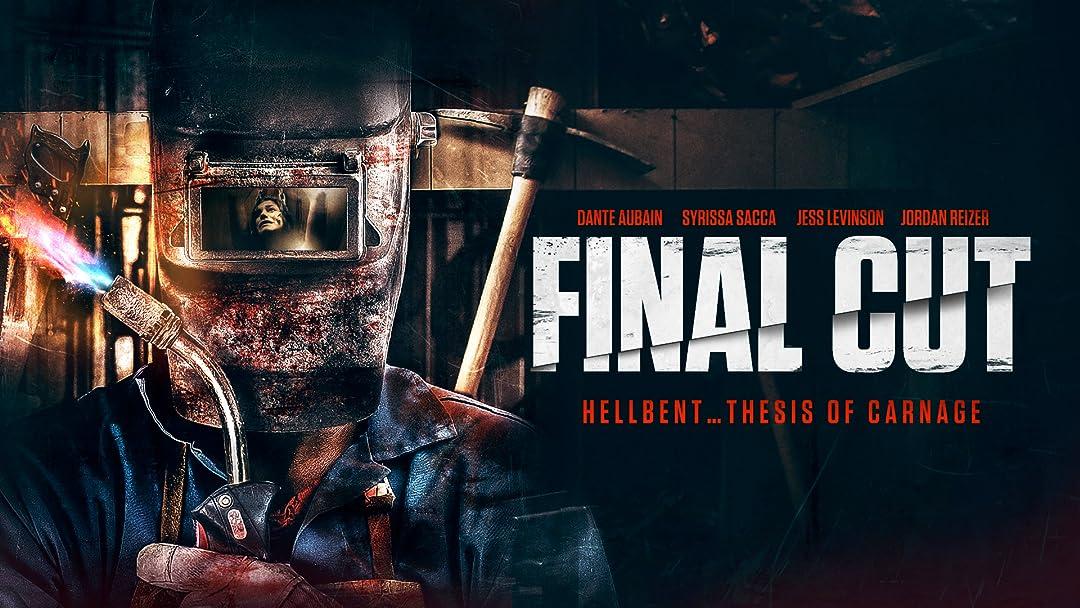 Final Cut on Amazon Prime Video UK
