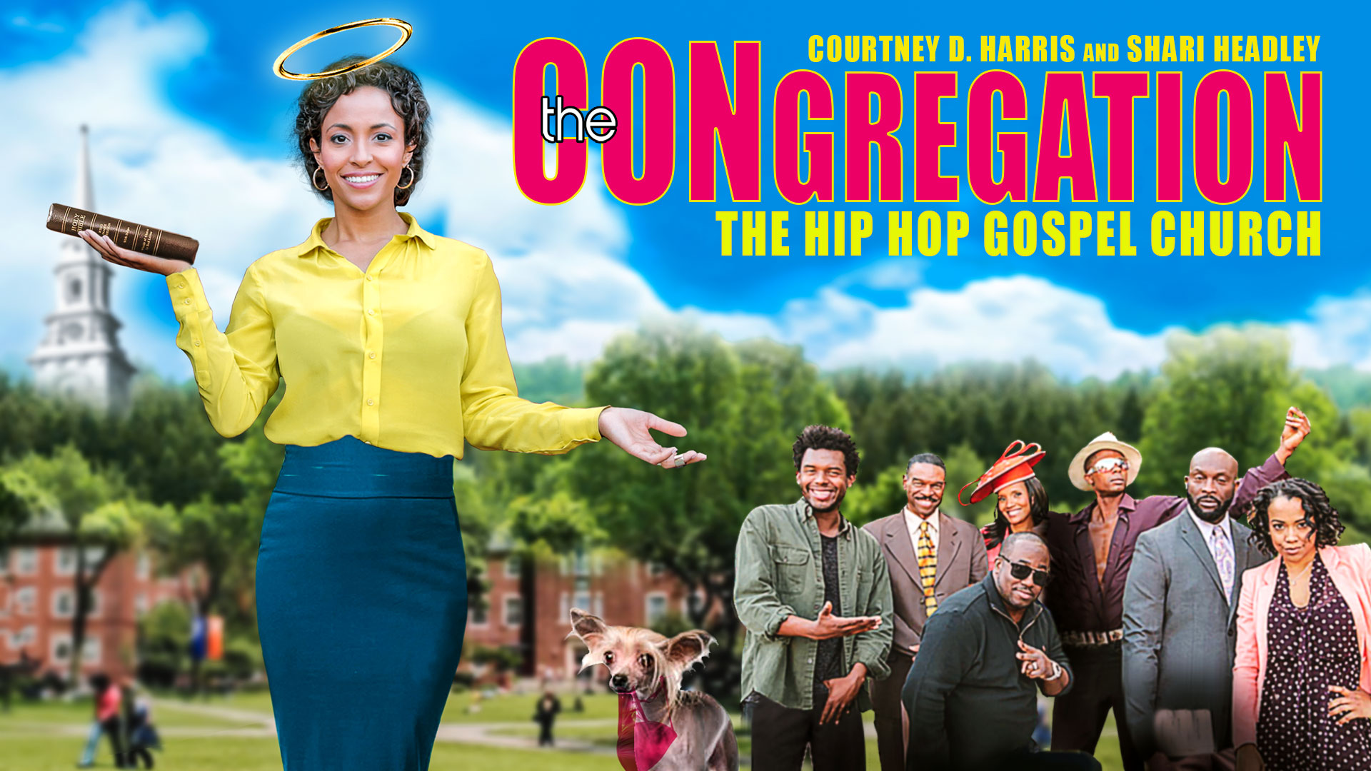 The Congregation on Amazon Prime Instant Video UK