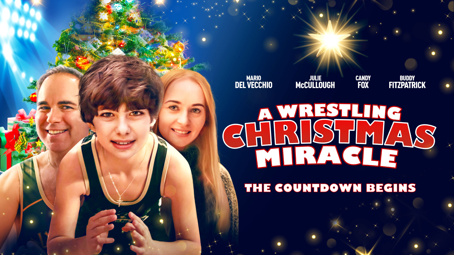A Wrestling Christmas Miracle on Amazon Prime Video UK