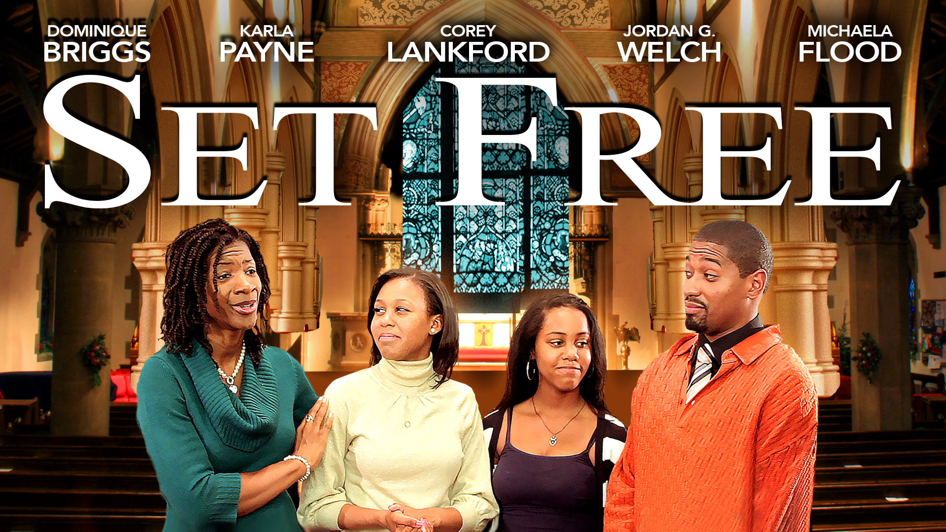 Set Free on Amazon Prime Instant Video UK