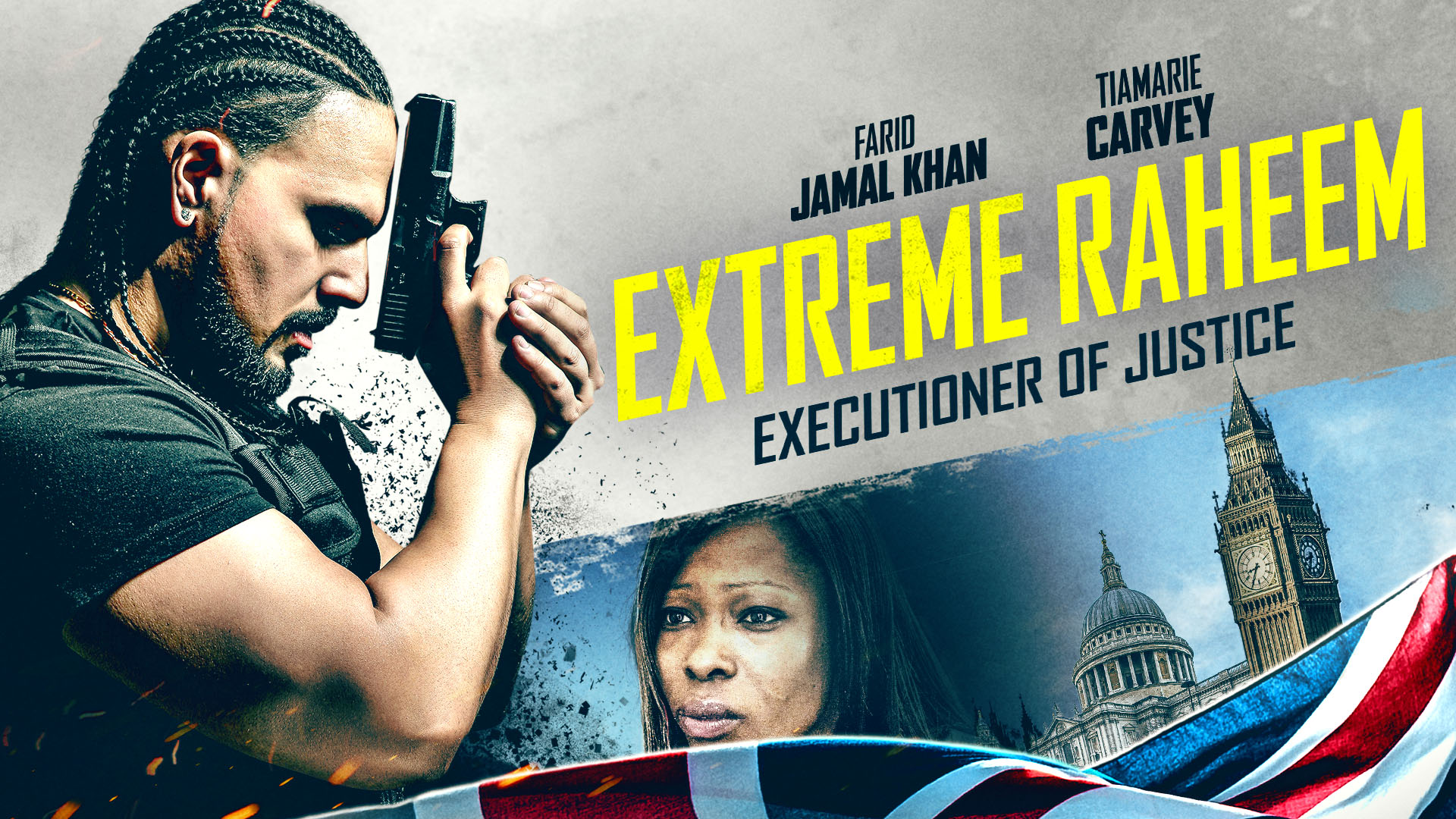 Extreme Raheem on Amazon Prime Instant Video UK