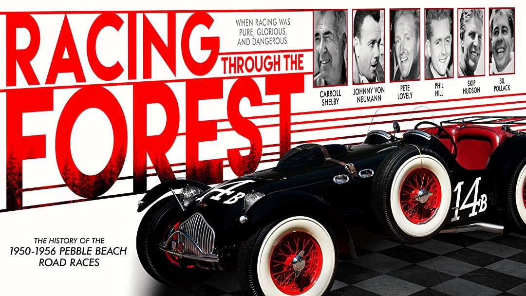 Racing Through the Forest on Amazon Prime Video UK