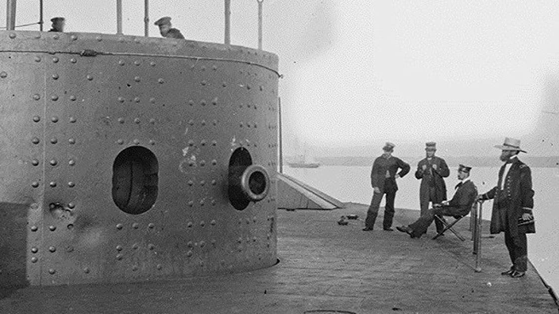Greatest Mysteries of the Civil War: The Lost Ironclads and Submarines on Amazon Prime Instant Video UK