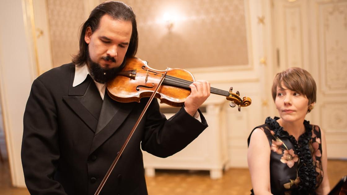 Saint-Saëns: Violin Sonata No. 1 in D minor, Op. 75 on Amazon Prime Instant Video UK