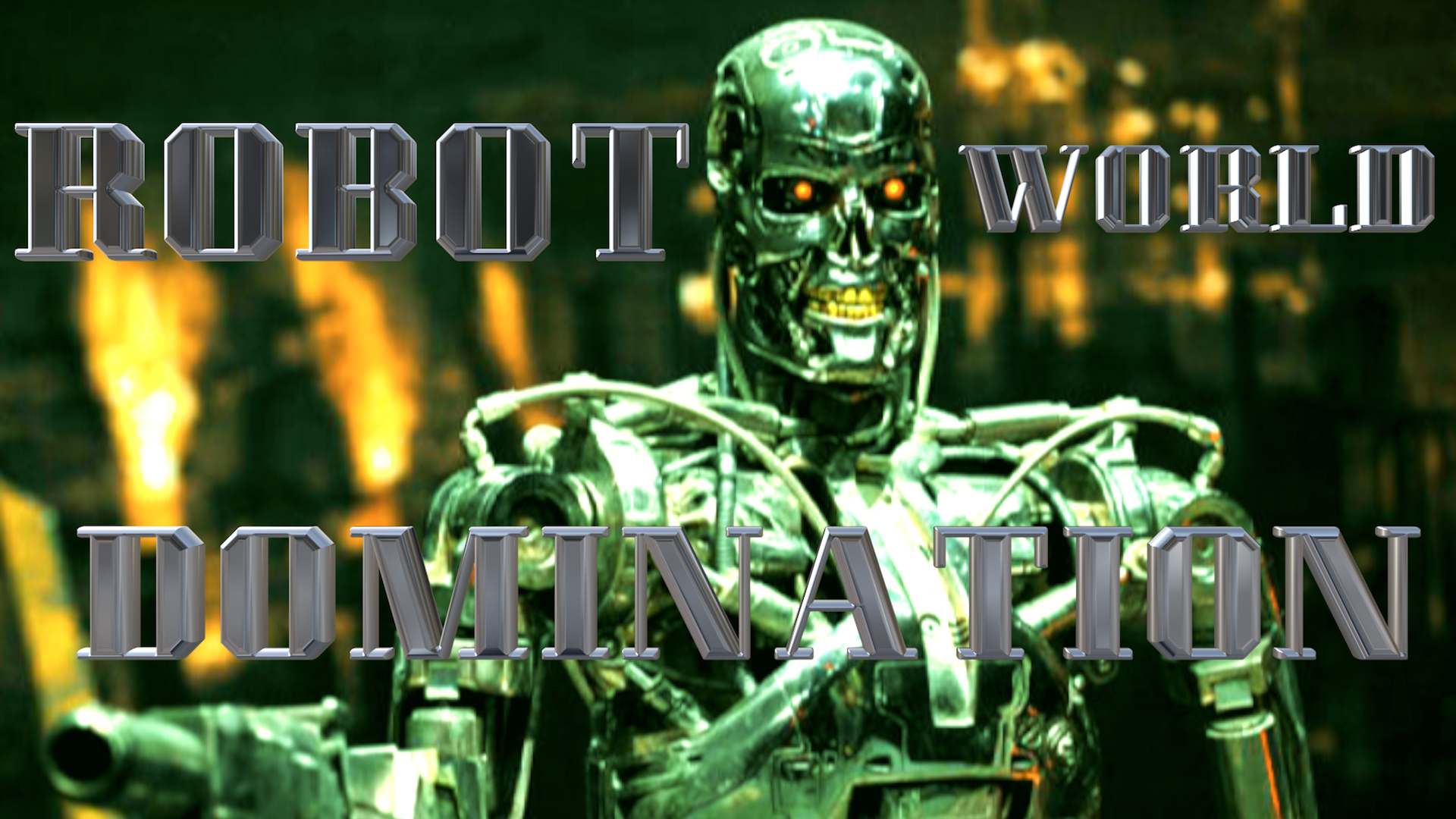 Robot World Domination on Amazon Prime Instant Video UK