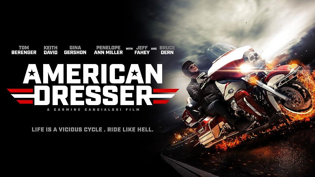 American Dresser on Amazon Prime Video UK