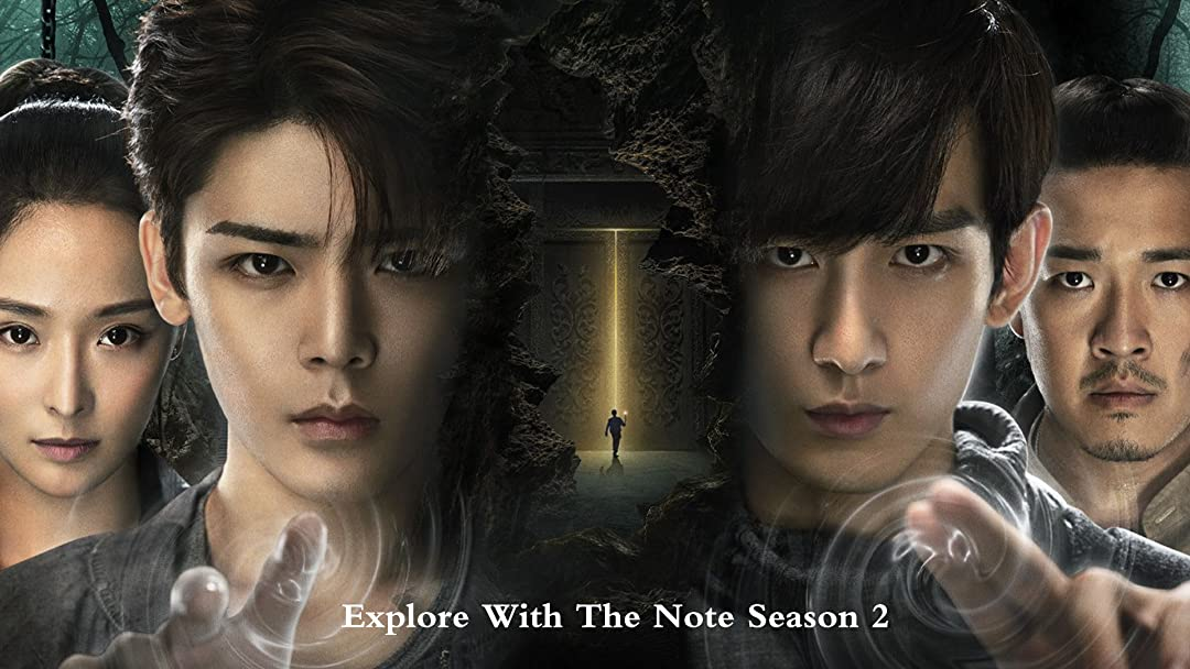 Explore With The Note Season 2 on Amazon Prime Video UK