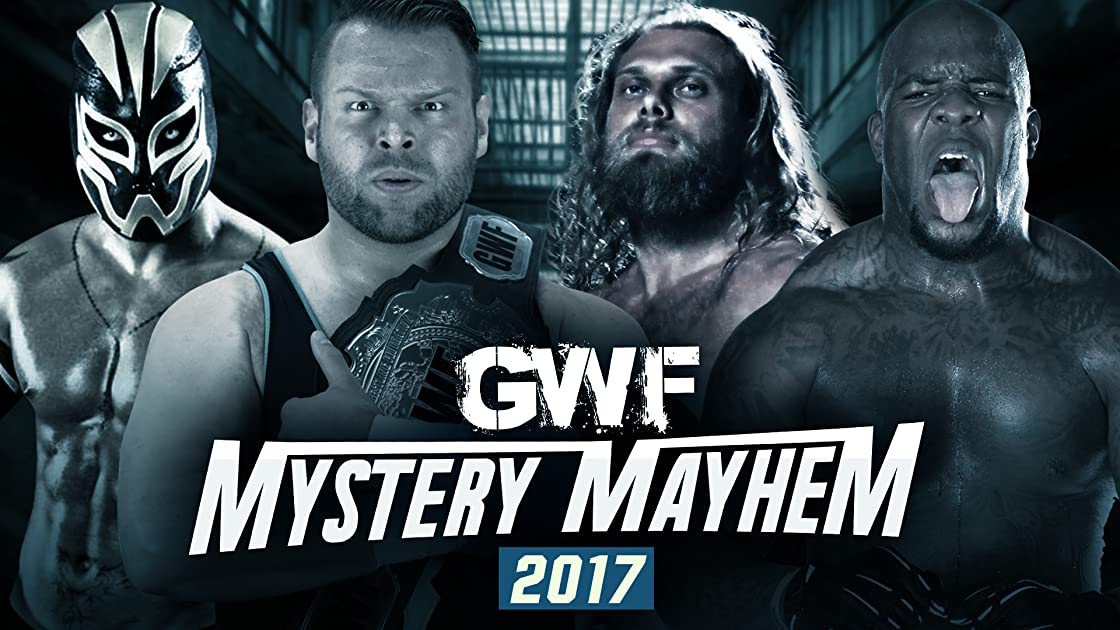 GWF Mystery Mayhem 2017 on Amazon Prime Instant Video UK