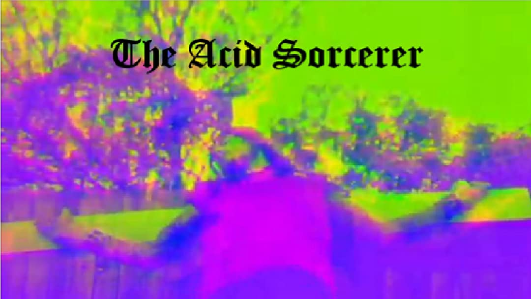 The Acid Sorcerer