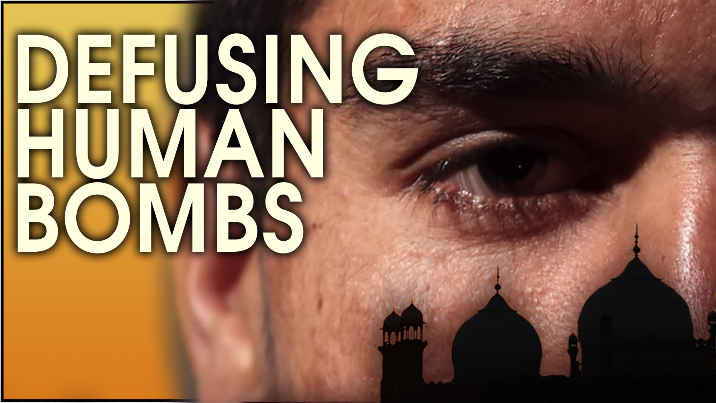 Defusing Human Bombs on Amazon Prime Video UK