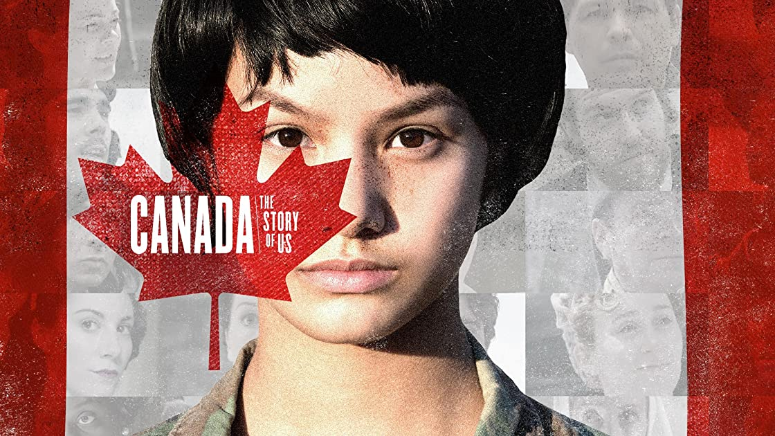 Canada: The Story of Us on Amazon Prime Instant Video UK