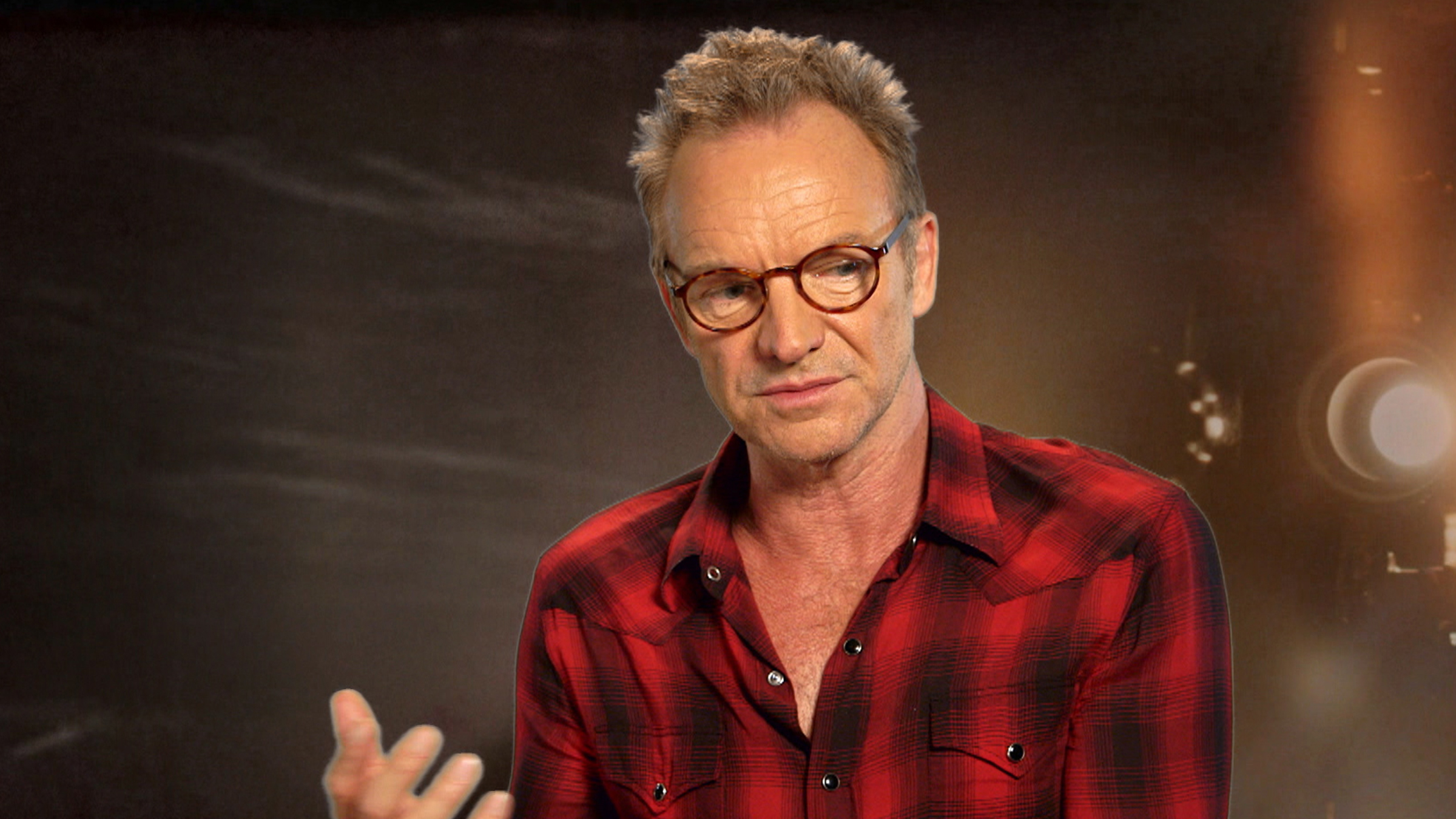 Sting: A Free Man on Amazon Prime Instant Video UK
