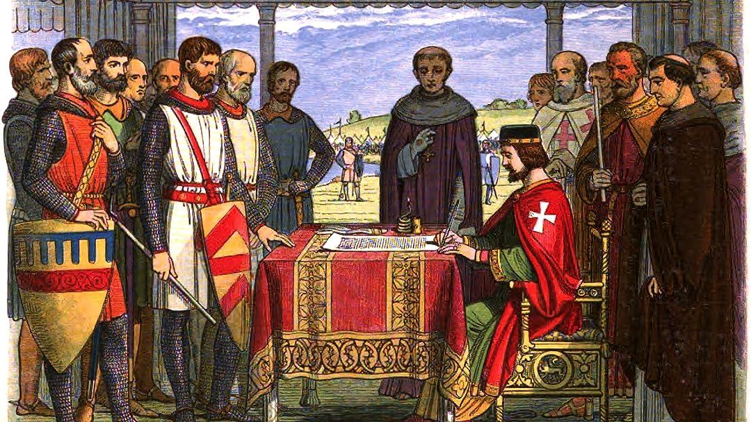 Secrets of the Magna Carta on Amazon Prime Video UK