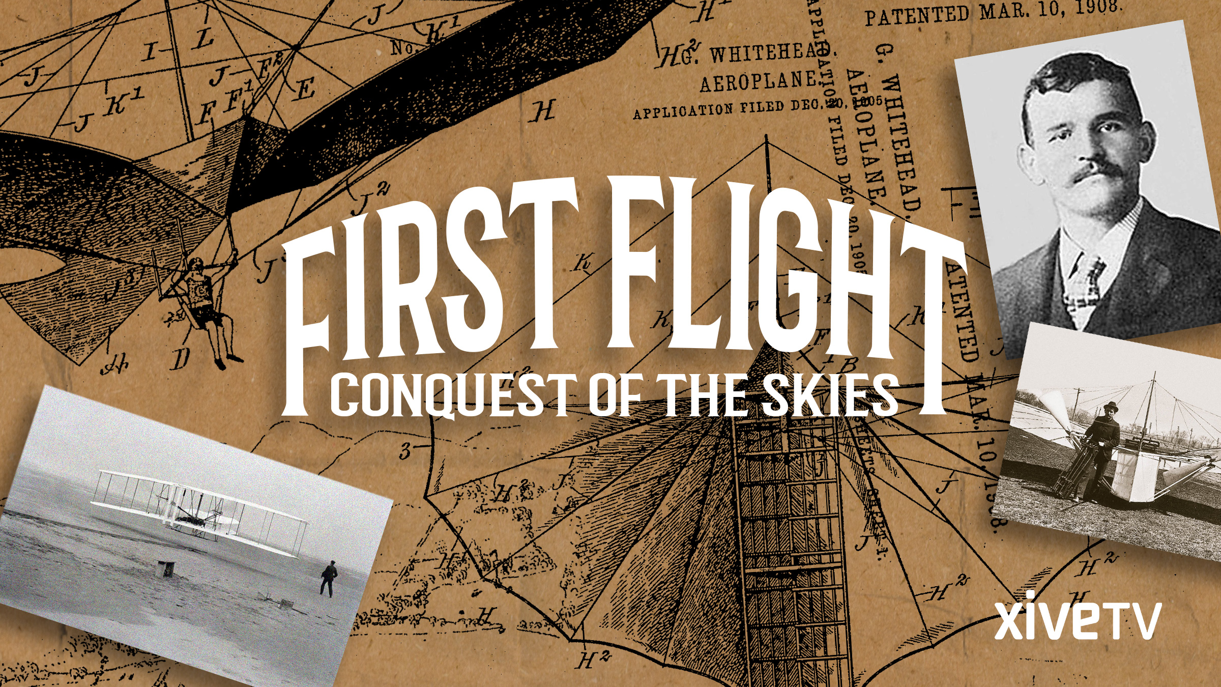First Flight: Conquest of the Skies on Amazon Prime Instant Video UK
