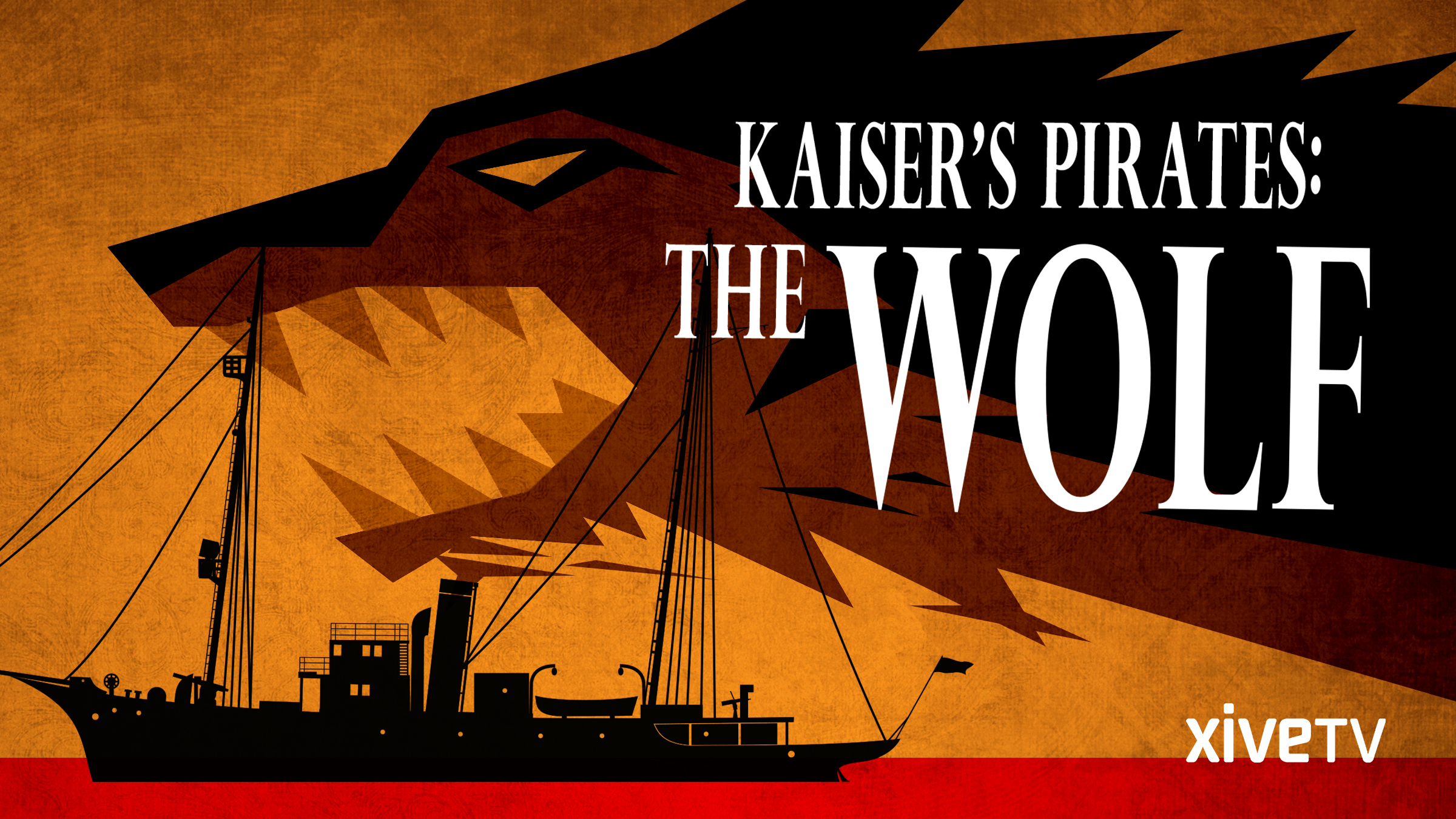 Kaiser's Pirates: The Wolf on Amazon Prime Instant Video UK