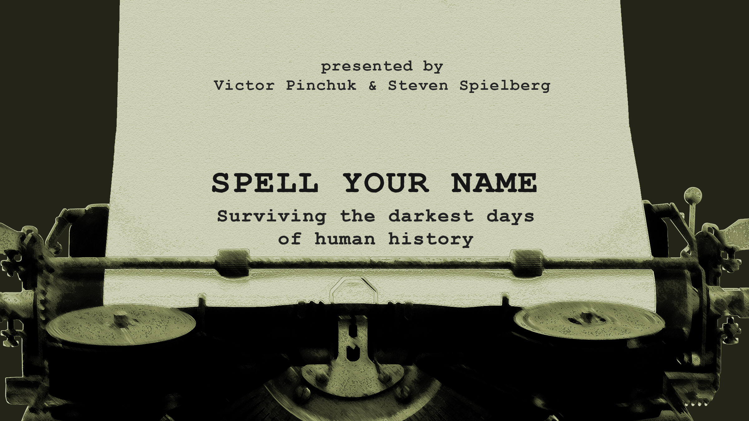 Spell Your Name on Amazon Prime Video UK