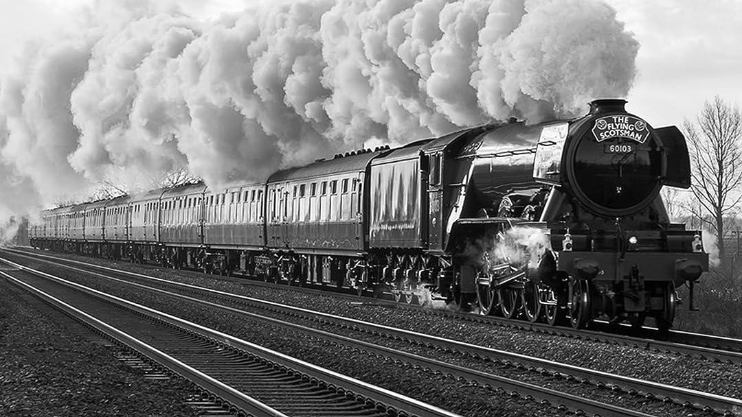 The Flying Scotsman: A Rail Romance on Amazon Prime Video UK