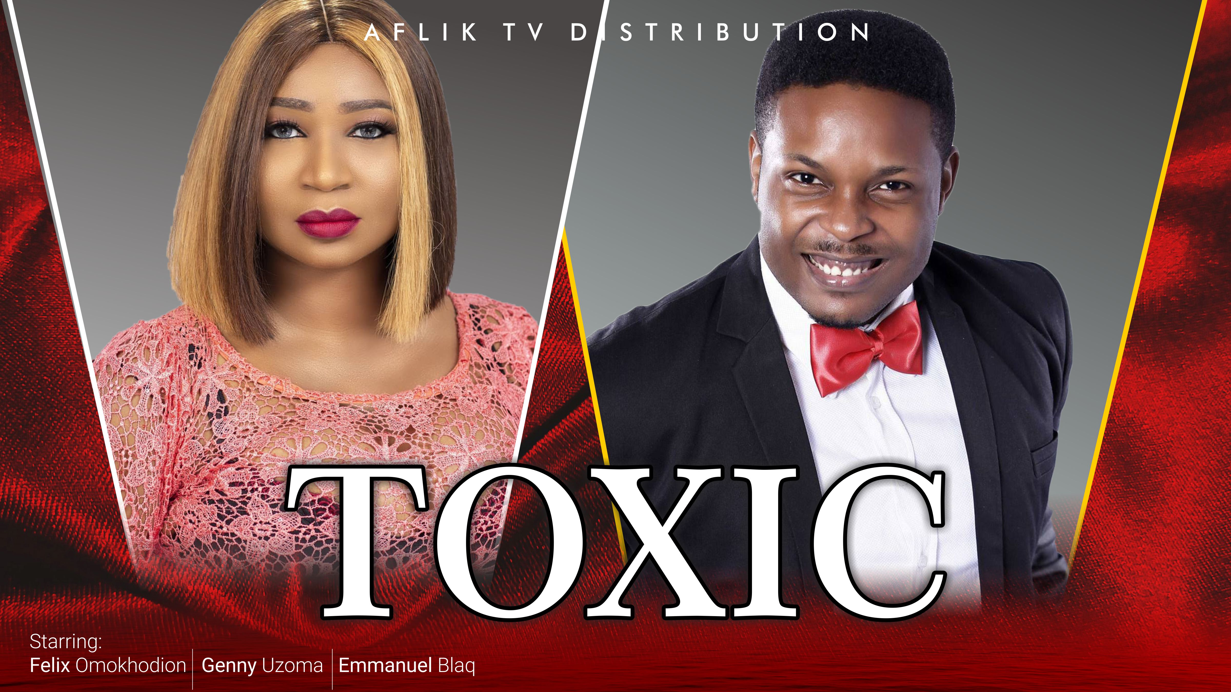 Toxic on Amazon Prime Video UK