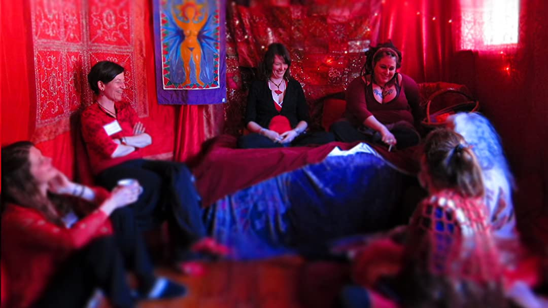 Things We Don't Talk About: Women's Stories from the Red Tent on Amazon Prime Video UK