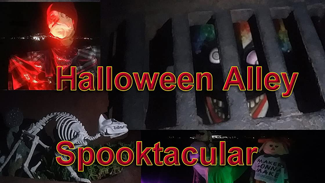Halloween Alley Spooktacular