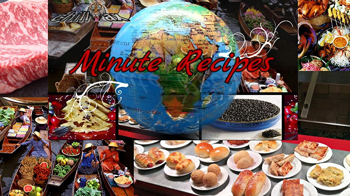Minute Recipes on Amazon Prime Instant Video UK