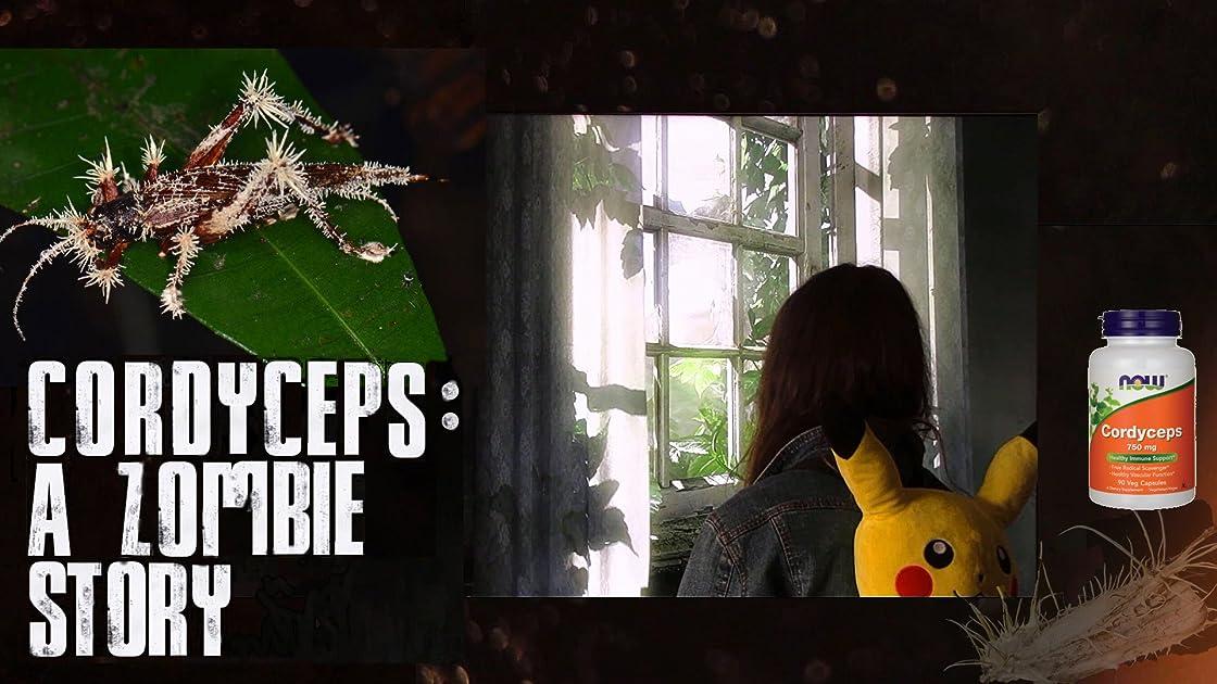 Cordyceps a Zombie Story