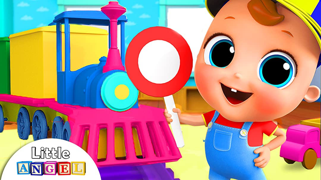 Wheels On The Train And More Vehicle Songs on Amazon Prime Instant Video UK