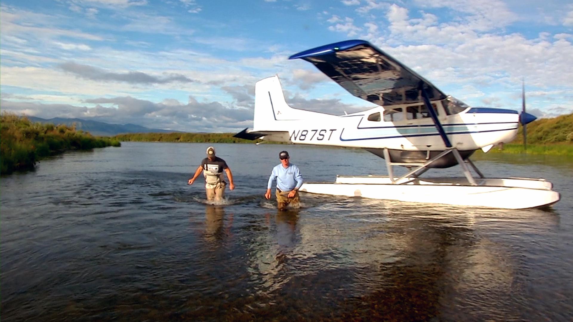 Wild Fish Wild Places on Amazon Prime Video UK
